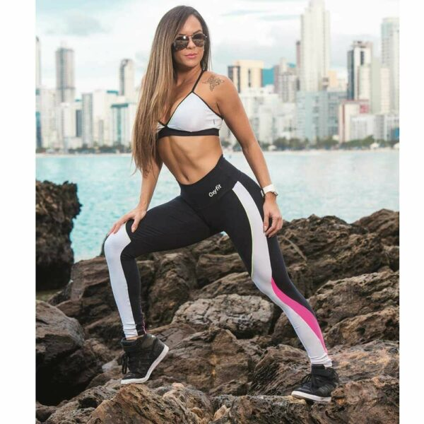 Legging Fitness Action Oxyfit